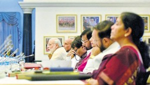 Arunachal shadow over PM meet with CMs, Nitish says scrap governor post