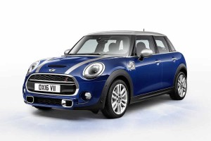 Modern-day design model from MINI – the Seven