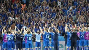 Iceland's stunning achievement at Euro 2016 the cutting-edge marvel dissatisfied in sports activities