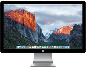 Apple Discontinues Thunderbolt Display