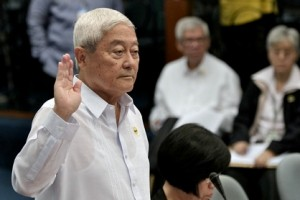 Ongpin resigns from gaming firm after Duterte's tirade