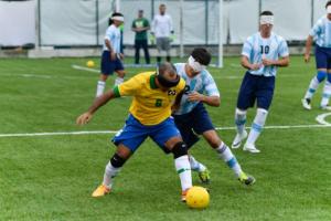 Latest blind football world rankings updated