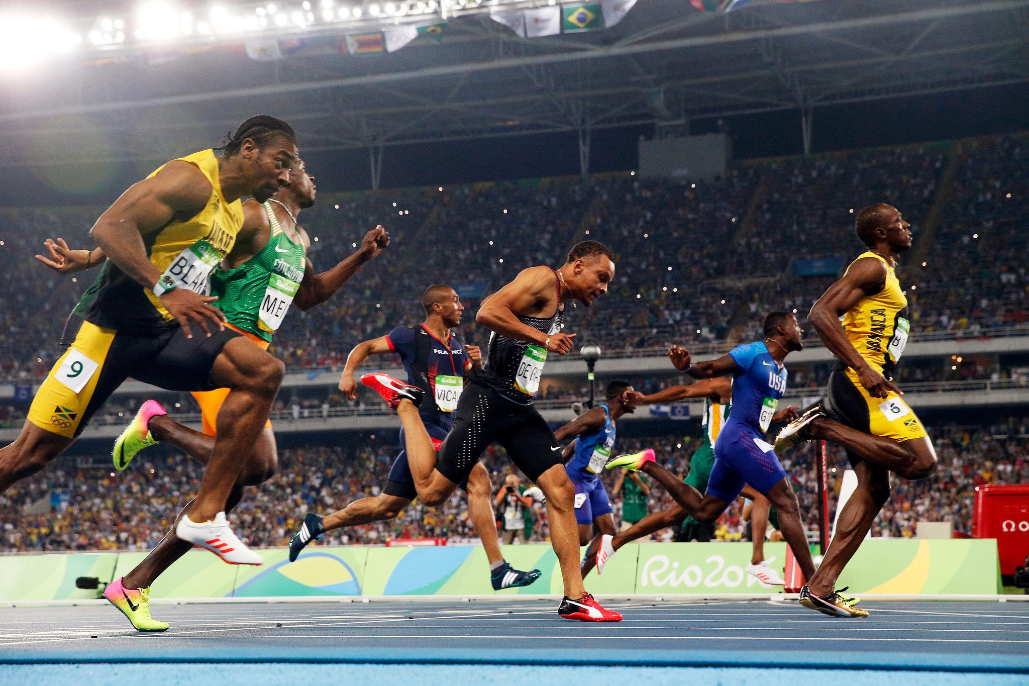 Usain Bolt Is Still the World's Fastest Man By JERÉ LONGMANAUG. 14, 2016 Photo