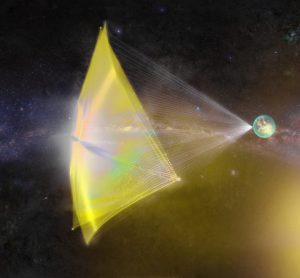 Shields up! Scientists tweak design of Alpha Centauri probes to minimize damage