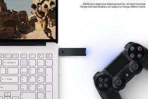 New PS4 DualShock adapter to support PC and Mac