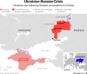 World Powers Call for Calm as Putin Bolsters Crimea Air Defense