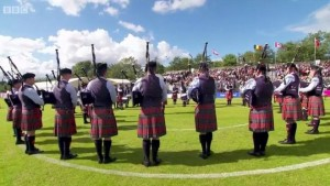 Field Marshal Montgomery Pipe Band reclaim world title
