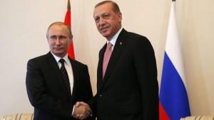 Putin mends broken relations with Turkey's Erdogan