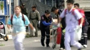 Thailand bomb blasts target Phuket and Hua Hin tourist spots