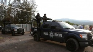Mexico Michoacan: Police accused of executing 22 in ranch assault