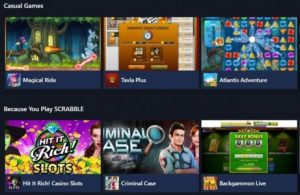 Facebook Creating Dedicated Gaming Platform
