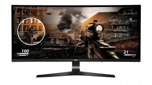 LG offering up huge 21:9 curved gaming monitor