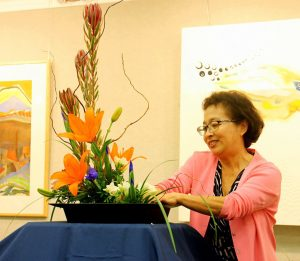 Fall floral-design workshop kicks off another year of programs