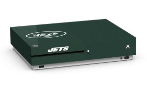 Win a custom NFL team Xbox One S complete with Madden NFL 17 in this Custom Console Sweepstakes