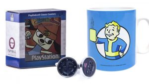 Competition: Win a gaming bundle from Numskull – Fallout 4, PlayStation & Sega goodies