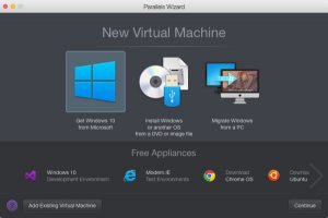 Parallels Desktop 12 Supports Windows 10 and macOS Sierra