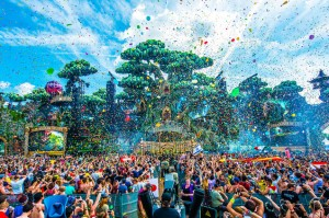Tomorrowland Breaks Its Social Media Records With 175 Million Unique Views