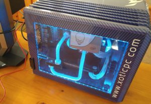 Xotic's Drone Z170 PC gaming rig screams with silent speed