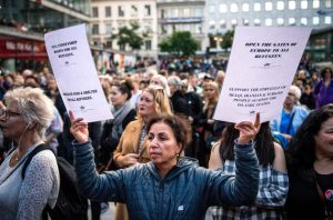 Social media's echo chamber fuels migrant backlash in Sweden, Finland