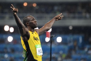 Usain Bolt Wins Gold in 200M Despite Missing World Record