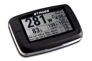 New Stages GPS computer and online training platform