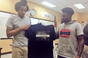 South Side Teens Launch T-Shirt Design Company 'Kommod'