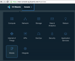 Design, Build, and Secure an App in 12 Minutes Using Bluemix