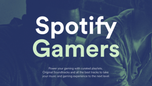 Spotify now has a gaming section, including soundtracks and playlists
