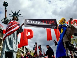 TTIP has failed – but no one is admitting it, says German Vice-Chancellor Sigmar Gabriel