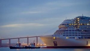 MSC Meraviglia sets sail, features augmented reality and Cirque du Soleil