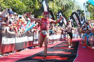 Ironman 70.3: Byron Bay's Tim Reed claims world championship in Mooloolaba