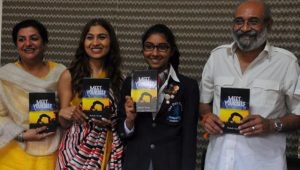 Class 12 student in Indore releases book on gadget de-addiction