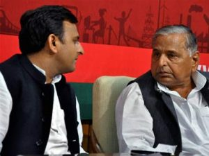 Lull before the storm: Mulayam-Akhilesh truce is beginning and not end to SP drama