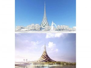 TOP ARCHITECT SAYS RIVER PROJECT PLAGIARIZED DESIGN