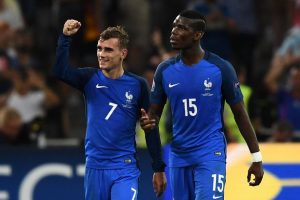 Manchester United Griezmann move could break Pogba world record – reports