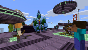 Minecraft getting huge October update for Windows 10, Gear VR, and Pocket editions