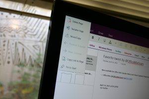 Microsoft working on 'brand-new UI consistent across platforms' for OneNote