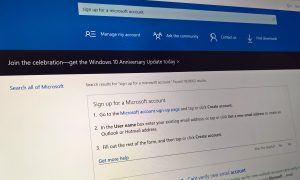 How to associate your Windows 10 license with a Microsoft account