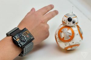 Your BB-8 will never age because it has software updates