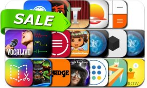 iPhone & iPad App Price Drops – September 25, 2016