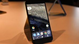 Google's Pixel is a challenge to other Android phone-makers, not Apple