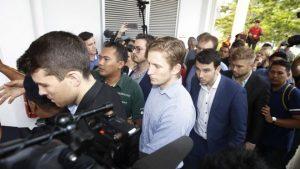 'Budgie Nine': F1 driver Ricciardo defends Malaysian GP strippers