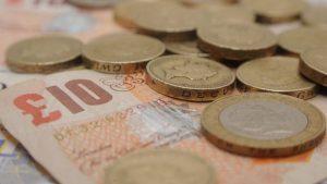 Pound steadies after recent slump