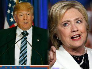 Donald Trump attacks, Hillary Clinton lies low as last debate nears