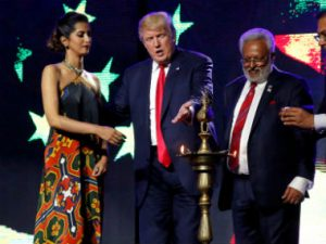 Donald Trump's perceived Modi links make him popular among Hindu fundamentalists