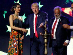 Donald Trump's perceived Modi links make him popular among Hindu fundamentalists