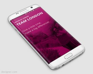 Team London App by Cloudred