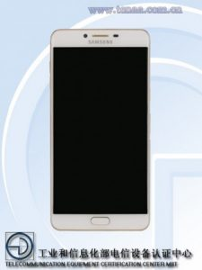 Samsung Galaxy C9 passes through TENAA