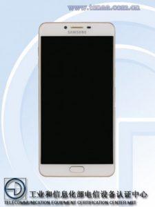 Samsung Galaxy C9 passes through TENAA