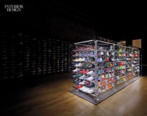 Expanded Flight Club Store by Slade Architecture Is a Sneakerhead's Dream